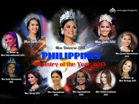 FILIPINA BEAUTY 2015