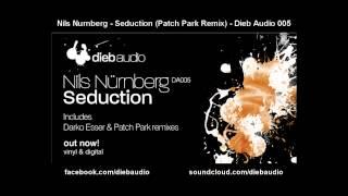 Nils Nurnberg - Seduction (Patch Park Remix) - Dieb Audio 005