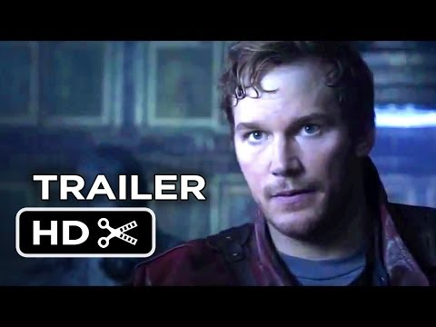 Guardians of the Galaxy Official Trailer #1 (2014) - Chris Pratt, Marvel Movie HD