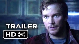 Repeat youtube video Guardians of the Galaxy Official Trailer #1 (2014) - Chris Pratt, Marvel Movie HD