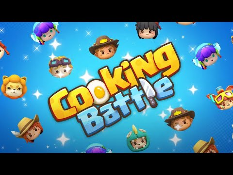 Cooking Battle เกมทำอาหารแบบพา