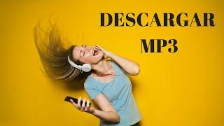 La mejor aplicacion para [ 😍Descargar música MP3 gratis ]