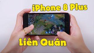 Chơi thử Liên Quân trên iPhone 8 Plus ở năm 2021 - Max setting vẫn quá ngon, NHƯNG!!!