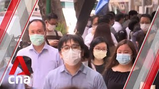 COVID-19: Hong Kong bans gatherings of more than 2 people as new cases surge
