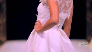 Показ коллекции свадебных платьев ELENA CHEZELLE 2015, Москва, Гостиный Двор
