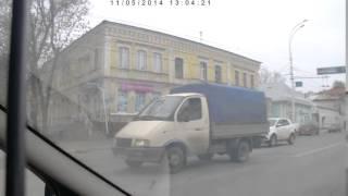 Тамбов. Советская * Ленинградская.