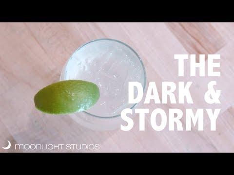 Venue and a Menu: How to make a Dark and Stormy