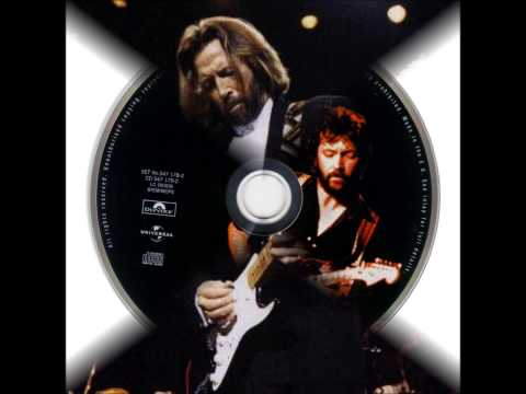 Eric Clapton - Wonderful Tonight - Blues Version 1999
