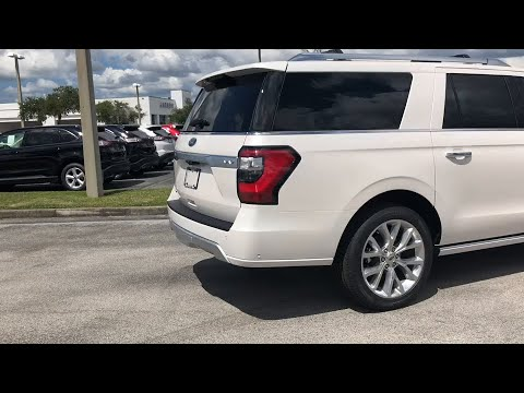 2018 Ford Expedition Max Davenport, Clermont, Orlando, Winter Garden, Haines City, FL 20582