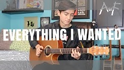 Everything I wanted - Billie Eilish - Cover (fingerstyle guitar)
