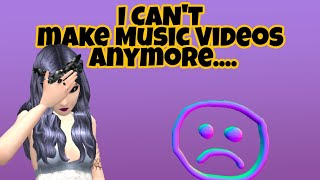 Why I can't make Music Videos anymore | Avakin Life