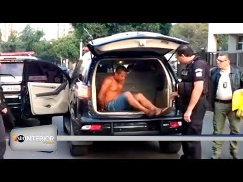 Operação Homem de Ferro prendeu dois homens em Birigui