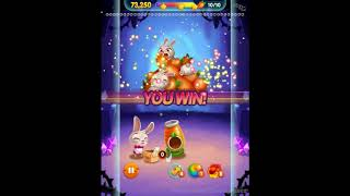 Bunny Pop android game Level 501 to 550 screenshot 2