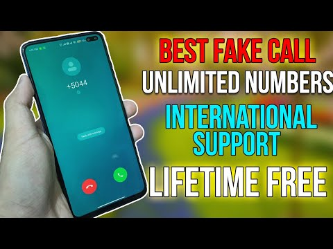 Best Fake Call Android App For Caller ID Spoofing   Free Unlimited Credits In Fake Call App