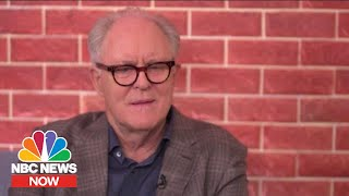 John Lithgow Talks 'Bombshell' Movie, New Book On President Donald Trump | NBC News Now