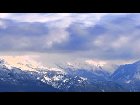 Relaxing Music - with Winter Landscape