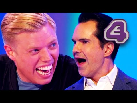 Jimmy Carr Gets Absolutely Destroyed By Panel For His Uber Comment! | 8 Out Of 10 Cats
