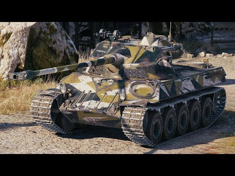 World of Tanks Lorraine 40t - 11 Kills 7,4K Damage
