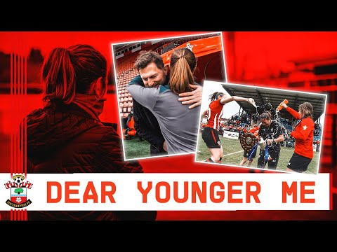 DEAR YOUNGER ME: Marieanne Spacey-Cale | Southampton FC Women