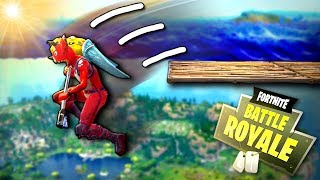 Kein FALLSCHADEN BUG! SKYBRIDGE damit! - Fortnite Battle Royale