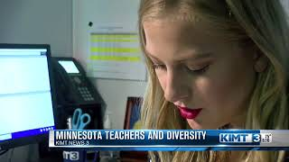 Diversity an issue in districts throughout Minnesota