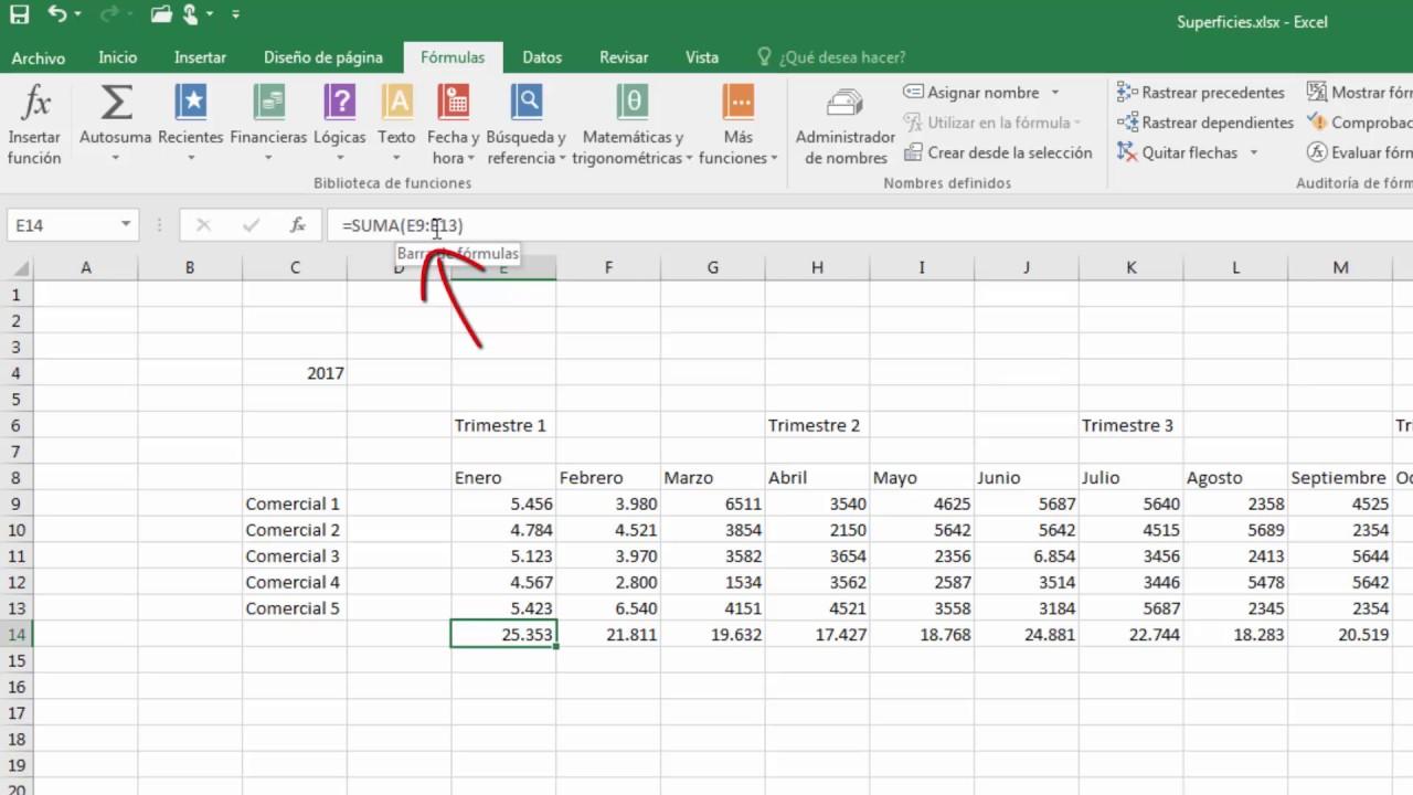 Excel Repaso rápido de herramientas básicas