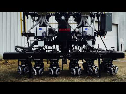 Kincaid Voltra Precision Planting System