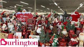 BURLINGTON CHRISTMAS DECOR 2019 *SHOP WITH ME* HOLIDAY EDITION!!!