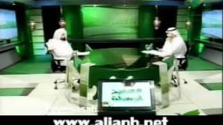 لقاء مع الشيخ ناصر القطامي