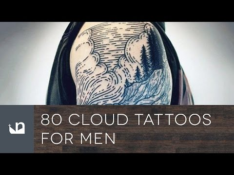 80 Cloud Tattoos For Men