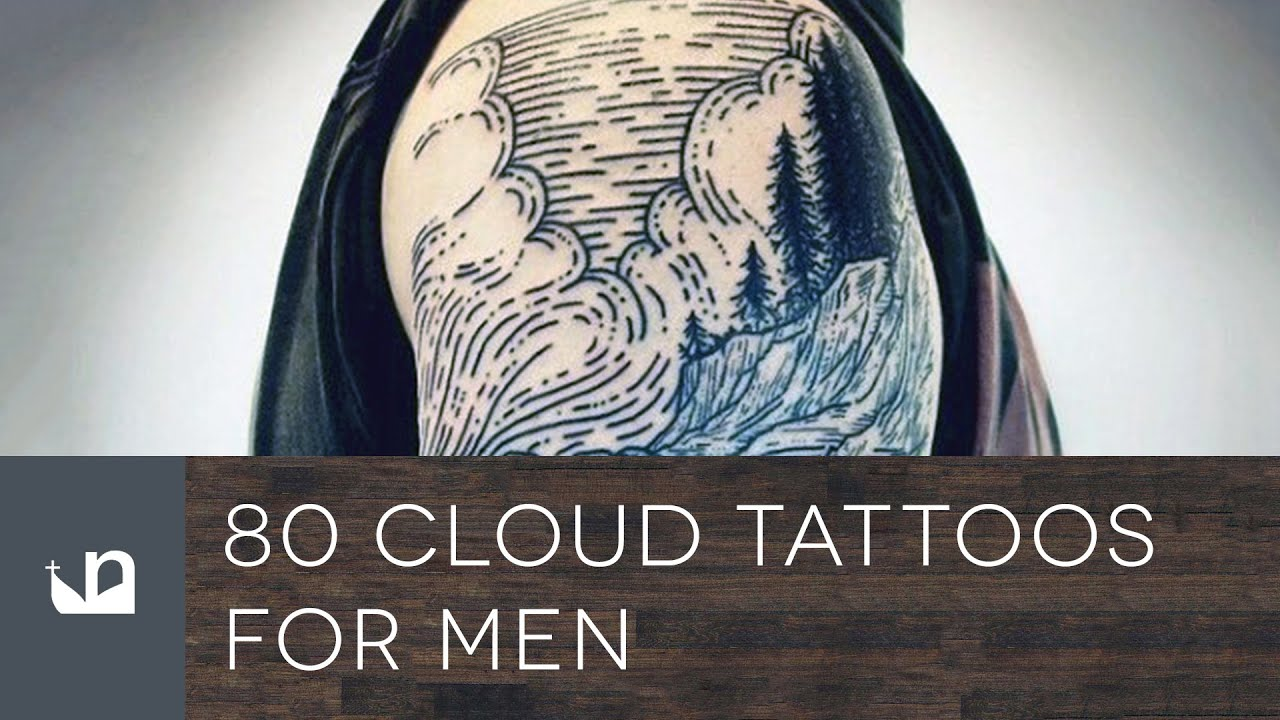 cloud tattoos