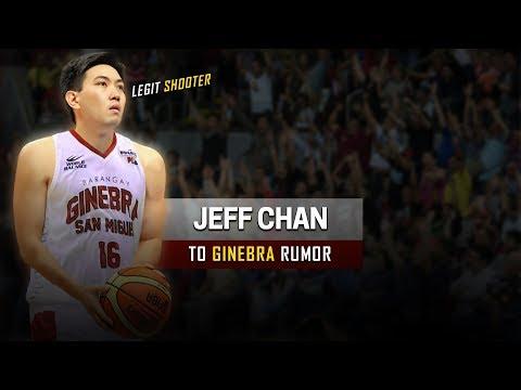 Jeff Chan to Barangay Ginebra? | Trade Rumor | Posible Nga Kaya?