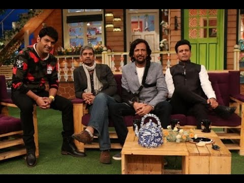 The Kapil Sharma Show | 15th October 2016 | Saat Uchakkey Team Dazzles