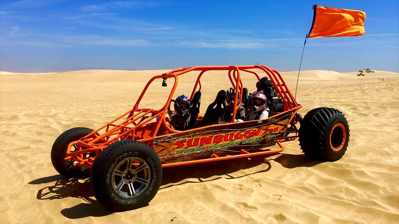 Dune Buggying At Pismo Beach Oceano Dunes 8 2 2017 You