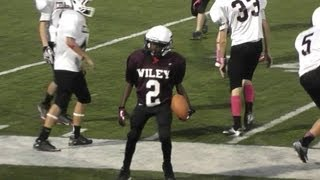 The Flash - Kids Football Running Back. Youth Football RB