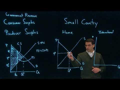 Models - Tariffs and Quotas Part 1