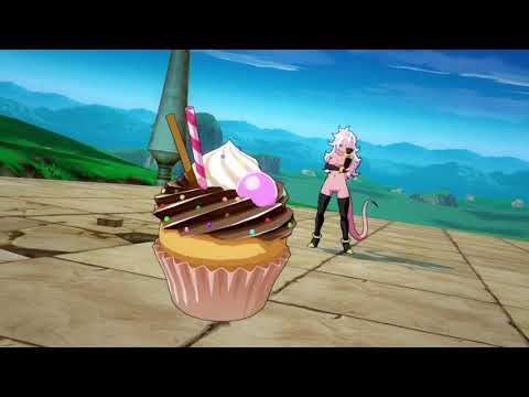 Nude Fight - Android 21 Vs Android 18 (#21 Wins !!!)
