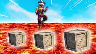 Fortnite Floor is Lava Challenge vs TBNRFrags & Vikkstar (IMPOSSIBLE)