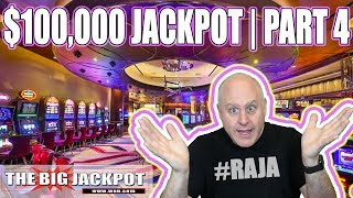 $100,000 JACKPOT PART 4 ✦ Patreon Exclusive ✦  HIGH LIMIT SLOTS | The Big Jackpot