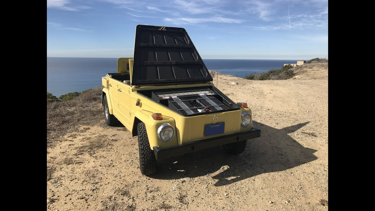 Electric Vw Wild Thing Conversion With Jonathan Ward Of Icon 4x4