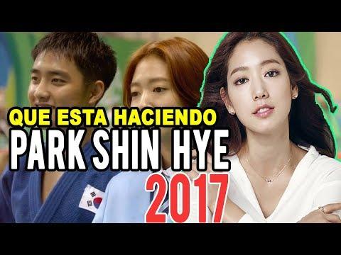 ¿Desaparece Park Shin Hye? // Que esta haciendo Park Shin Hye 2017