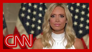 'I was blown away': Kayleigh McEnany shares private Trump call