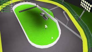ROBLOX NASCAR Visa Sim Series S3 R12: Las Vegas