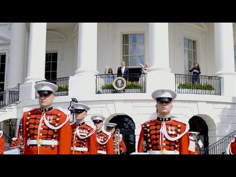 The 2019 White House Easter Egg Roll