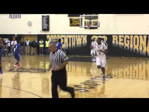 Video: 2nd half Trenton Catholic @ Bordentown