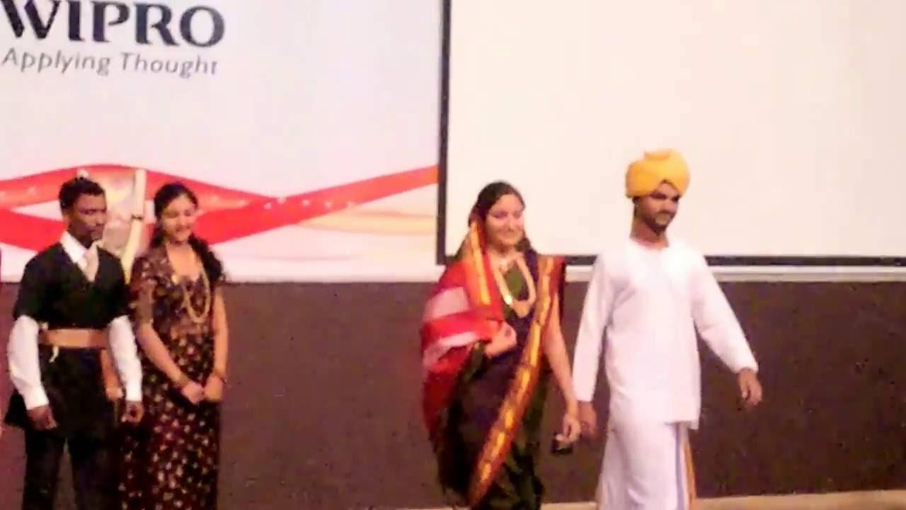 bc8396cc0b Fancy Dress - Karnataka colors at Rajyotsava day - YouTube