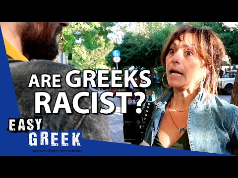 Are Greeks racist? | Easy Greek 50