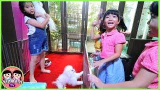 หนูยิ้มหนูแย้ม   บุกบ้านเด็กจิ๋ว ดูสวนสัตว์พี่พริม