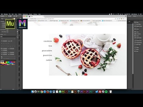 Responsive Composition Image Showcase   Adobe Muse CC   Muse For You