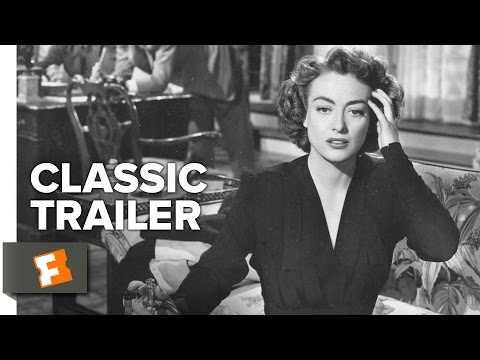 Possessed (1947) Official Trailer - Joan Crawford, Van Heflin Thriller Movie HD